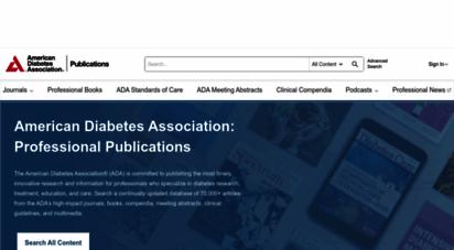 diabetesjournals.org -