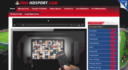 digi-hdsport.com - digi sport 1234 hd online. telekom sport 1234 hd, meciuri live hd, dolce sport hd live, tv online, look tv, f1