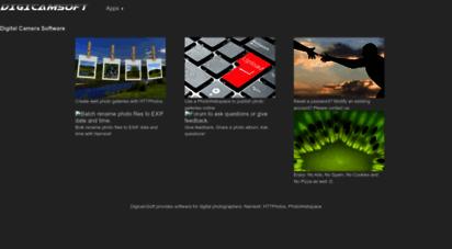 digicamsoft.com - digital camera software