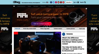 digitalcameraworld.com - camera news, reviews and features  digital camera world