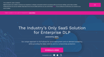 digitalguardian.com - enterprise ip & dlp software  digital guardian