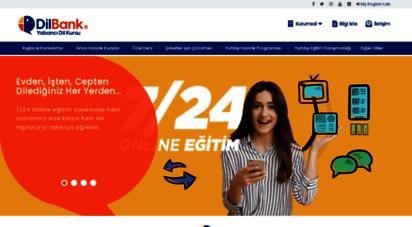 dilbank.com - kadıköy ingilizce kursu  dilbank yabancı dil kursu