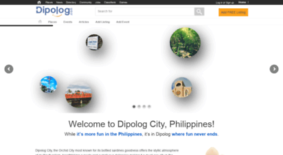 Welcome to Dipolog com - Dipolog Places, Events, News