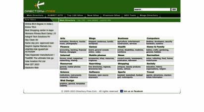 directory-free.com - free directory - directory-free.com