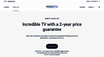 directpackages.com - directv  877-398-3304  new tv deal