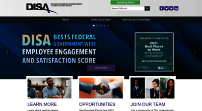disa.mil - defense information systems agency