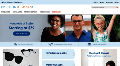 discountglasses.com - discountglsss.com: order low-cost glsss online  discount eyeglsss frames