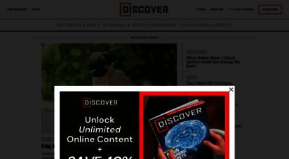 discovermagazine.com - discover magazine