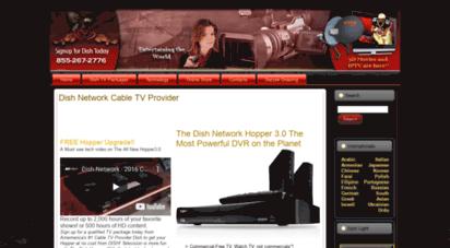 dishnetwork.ws - satellite tv dish network tv