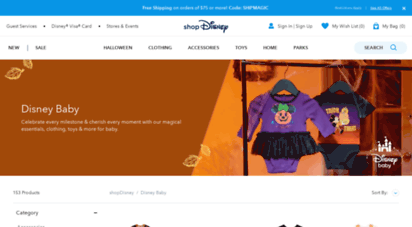 disneybaby.com - disney baby  unique products, inspired ideas and magical moments