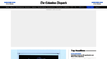 dispatch.com - the columbus dispatch: local news, politics & sports in columbus, oh