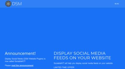 displaysocialmedia.com - rick astley - never gonna give you up - youtube
