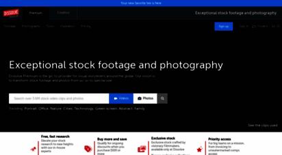 dissolve.com - stock footage, stock photos - dissolve