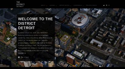 districtdetroit.com -