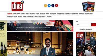 divamagazin.com - magazin dünyası´nın divası diva dergisi - diva magazin izmir istanbul