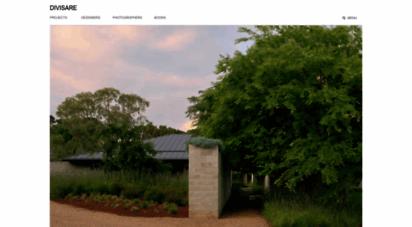 divisare.com - divisare · atlas of architecture