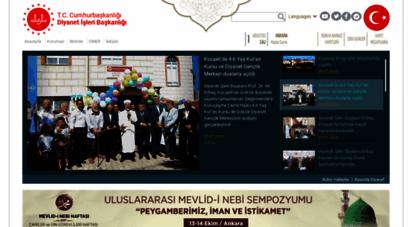 diyanet.gov.tr