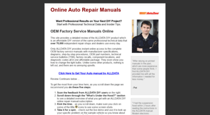 diyautomanuals.com - online auto repair manual - do it yourself