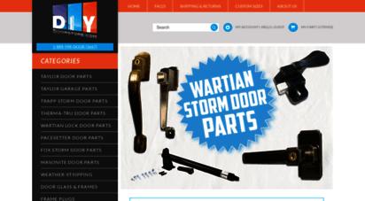 diydoorstore.com - diy door store: replacement parts & hardware  repair doors & windows