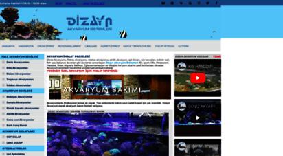 dizaynakvaryum.com - dizayn akvaryum, tatlı ve deniz akvaryum imalatı