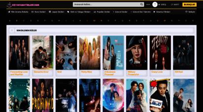 dizilost.com - yabancı dizi, asya dizi, kore dizi izle, asyafanatikleri  dizilost.com