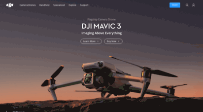 dji.com - dji - the world leader in camera drones/quadcopters for aerial photography
