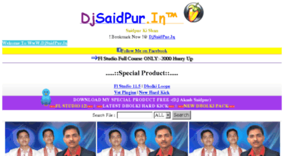 Welcome to Djsaidpur in - DjSaidpur In™↔Dj Akash Faizabad|Dj Hindi