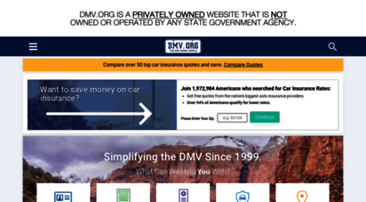 dmv.org - dmv.org: the dmv made simple