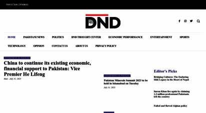 dnd.com.pk - dnd - dispatch news desk  latest news from pakistan