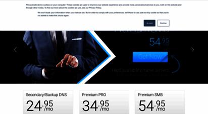 Welcome to Dnsbycomodo com - DNS by Comodo | Secure DNS for