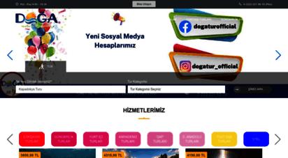 dogatur.com - doğa tourism & travel agency
