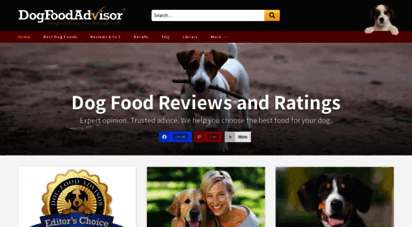dogfoodadvisor.com