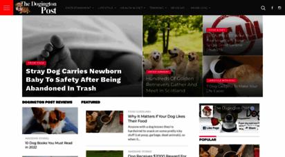 dogingtonpost.com - home page 2 - the dogington post