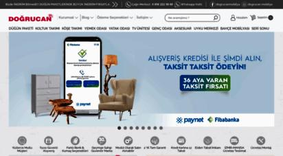 dogrucan.com.tr - ana sayfa - doğrucan mobilya - egenin doğru kararı