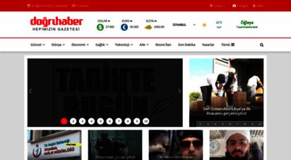 dogruhaber.com.tr - doğruhaber gazetesi  haber, haberler, sondakika haber, haberleri