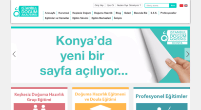 dogumakademisi.com - istanbul doğum akademisi