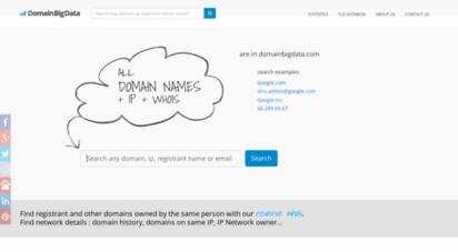 domainbigdata.com
