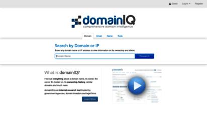 domainiq.com