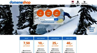 domene.shop - domeneshop