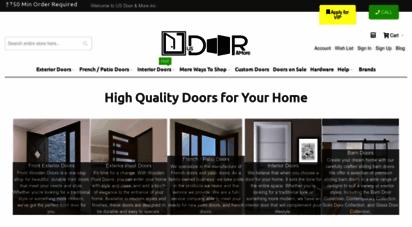 doornmore.com - buy high quality residential doors online  us door & more