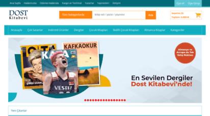 dostkitap.com - dost kitabevi - deutsch- und türkischsprachige bücher