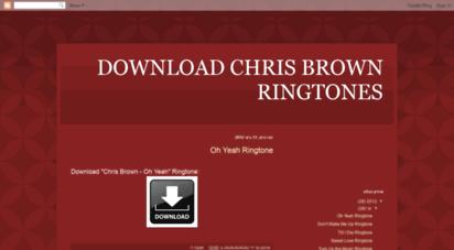 Chris-brown-yeah-3x-mp3-ringtone-download roblox.