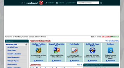 download3k.com - download3k - tech news, how to´s, answers, software reviews, software downloads