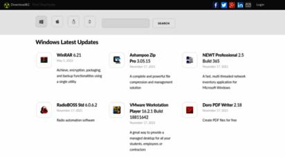download82.com - free download windows software - download freeware, shareware, drivers, games