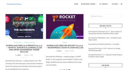 downloadfreethemes.co - downloadfreethemes - download free wordpress themes & plugins