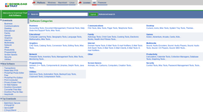 downloadthat.com - download that - fast downloads of shareware and freeware software
