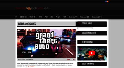 downloadtorrentsgames.com - torrents games - download free torrents games