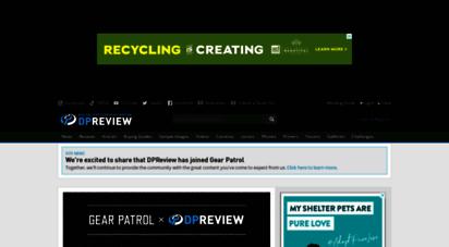 dpreview.com - digital photography review