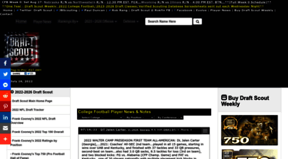 draftscout.com -