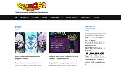 dragonball360.com - dragonball360 latest news updates watch and download